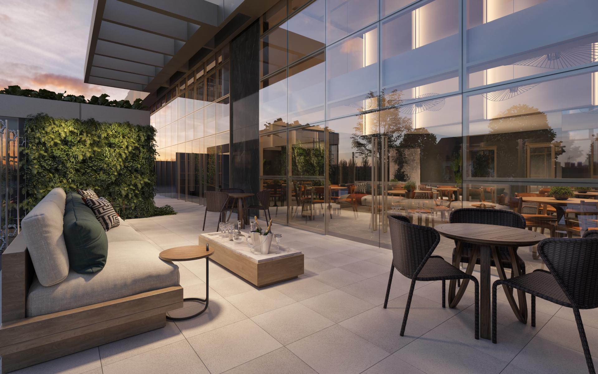 Lounge Salão de Festas
